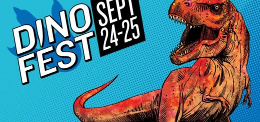 LA Life:  Gamble's 50th, Dino Fest, Shrink & Shrunk