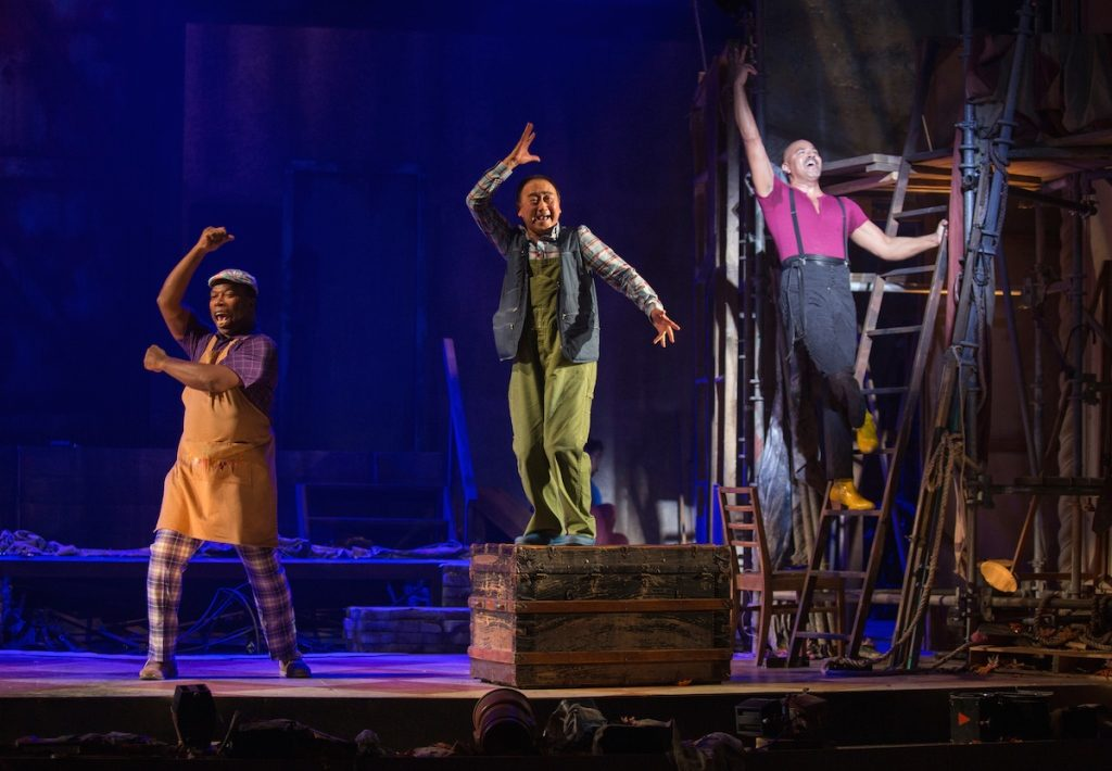 Pasadena Playhouse's The Fantasticks, a Beautiful Study in Nuance