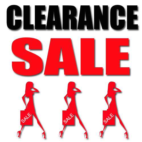 Six Tips to Help You Break Your Clearance Addiction