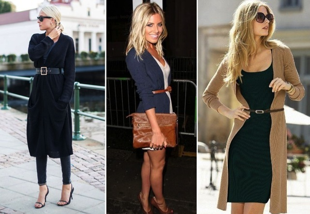 The Long Cardigan 3-Ways