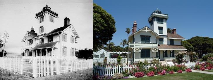 LA Life: The Beauty & The Banshee, Flea Market, Lighthouse, Heritage Square