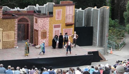 SF LIFE: Shakespeare, Scottish Highland Games, Britex Tours