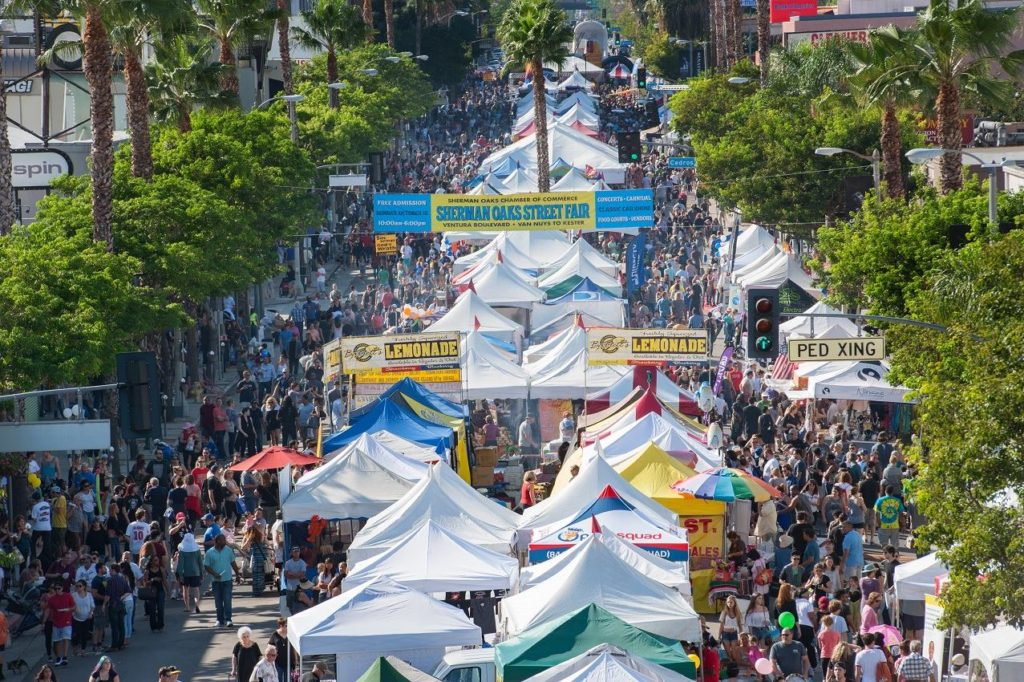 LA Life:  Strings Attached, Art Deco, Fairs and Festivals