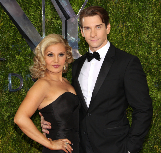 Orfeh & Andy Karl at Feinsteins/54 Below