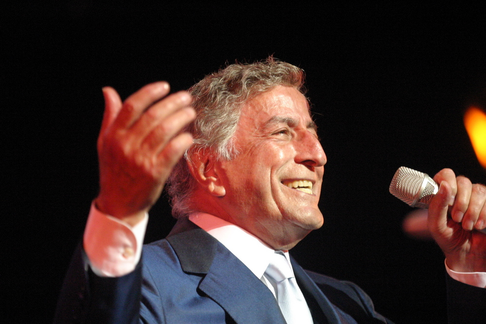 SF LIFE: Jazz Clubs, Arts & Antiques, Tony Bennett