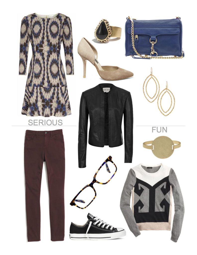 Style Trends: Leather, Light