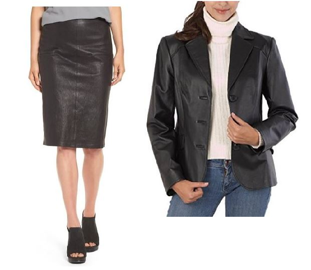 Leather, Leather, Everywhere