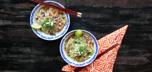 The Noodles That Keep You Skinny