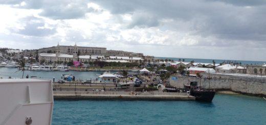 Travel: Bermuda or Bust!