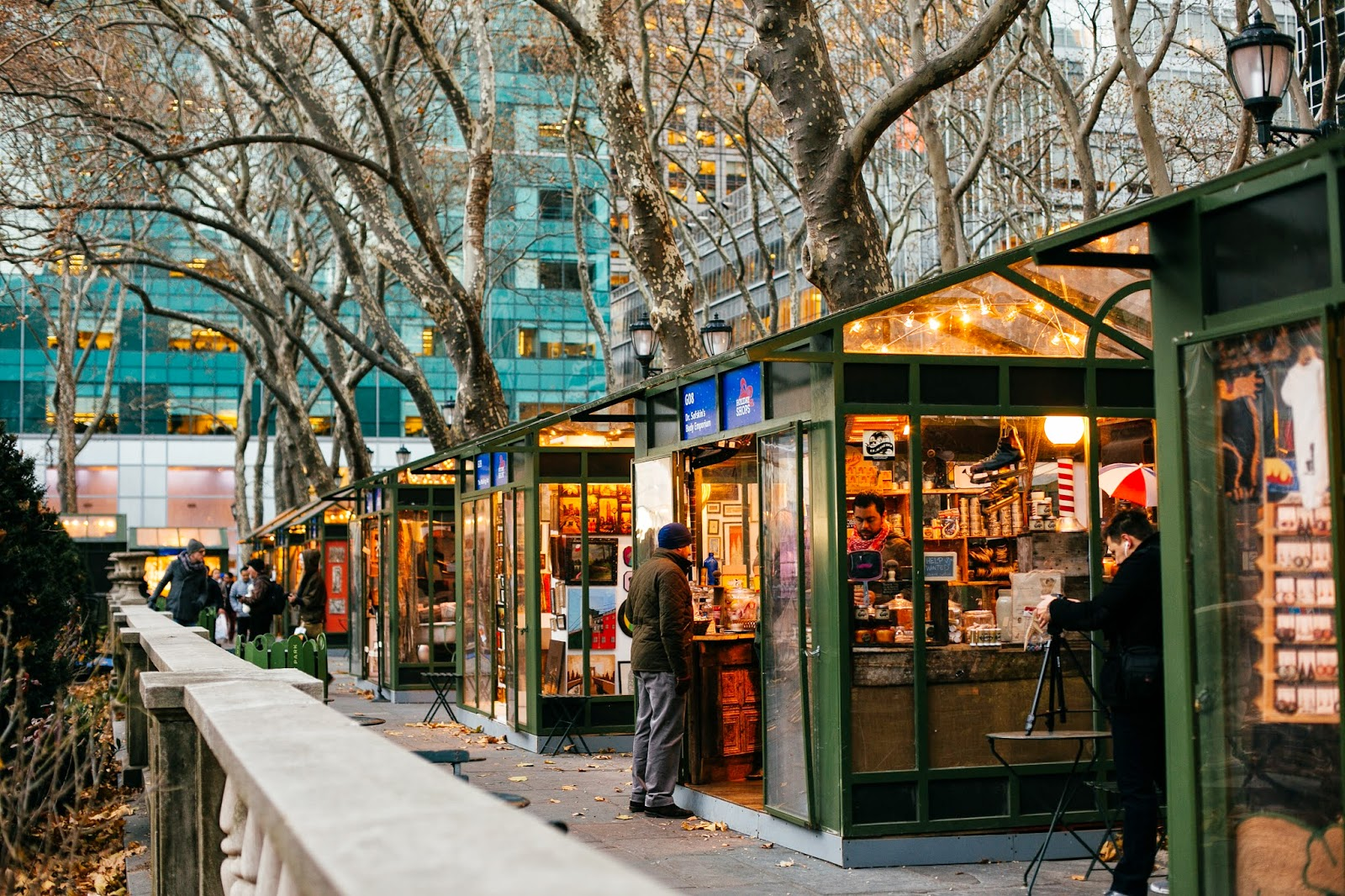 NYC Life: Unique Events and the Holiday Markets! - The Three Tomatoes