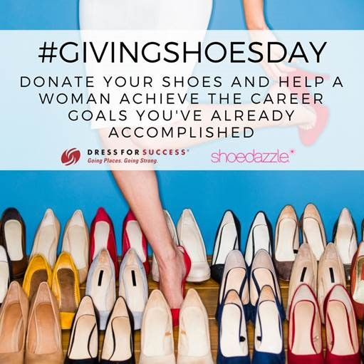 Donate Your Shoes & Empower a Woman