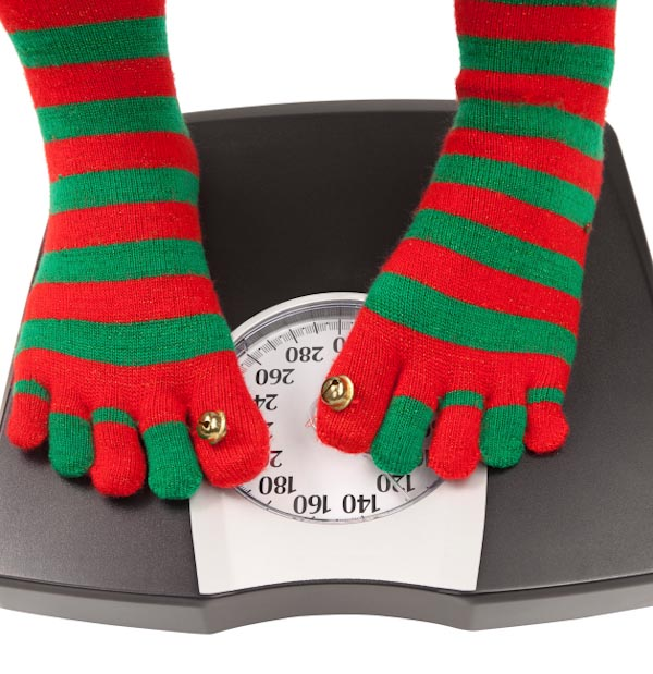 Weighing in for the Holidays