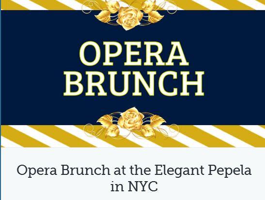 NYC LIFE: Holiday Fairs, Opera & Brunch, Bar Car Nights