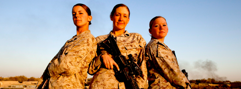 Helping our Female Veterans Return to Civilian Life