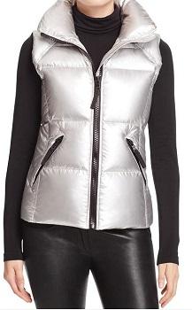 Platinum Puffer Vest