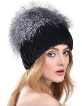mink hat at amazon