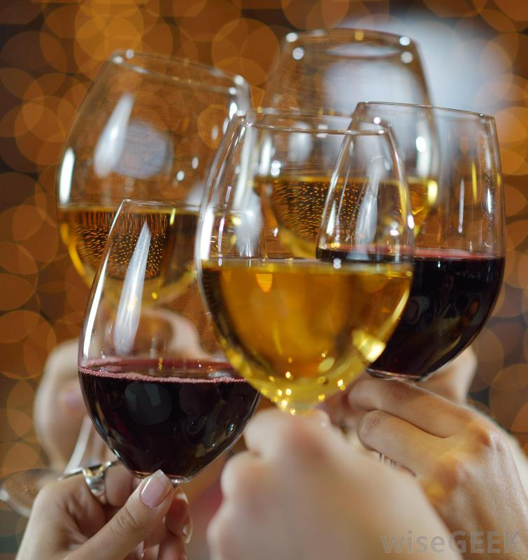 wine-glass-cheers - The Three Tomatoes