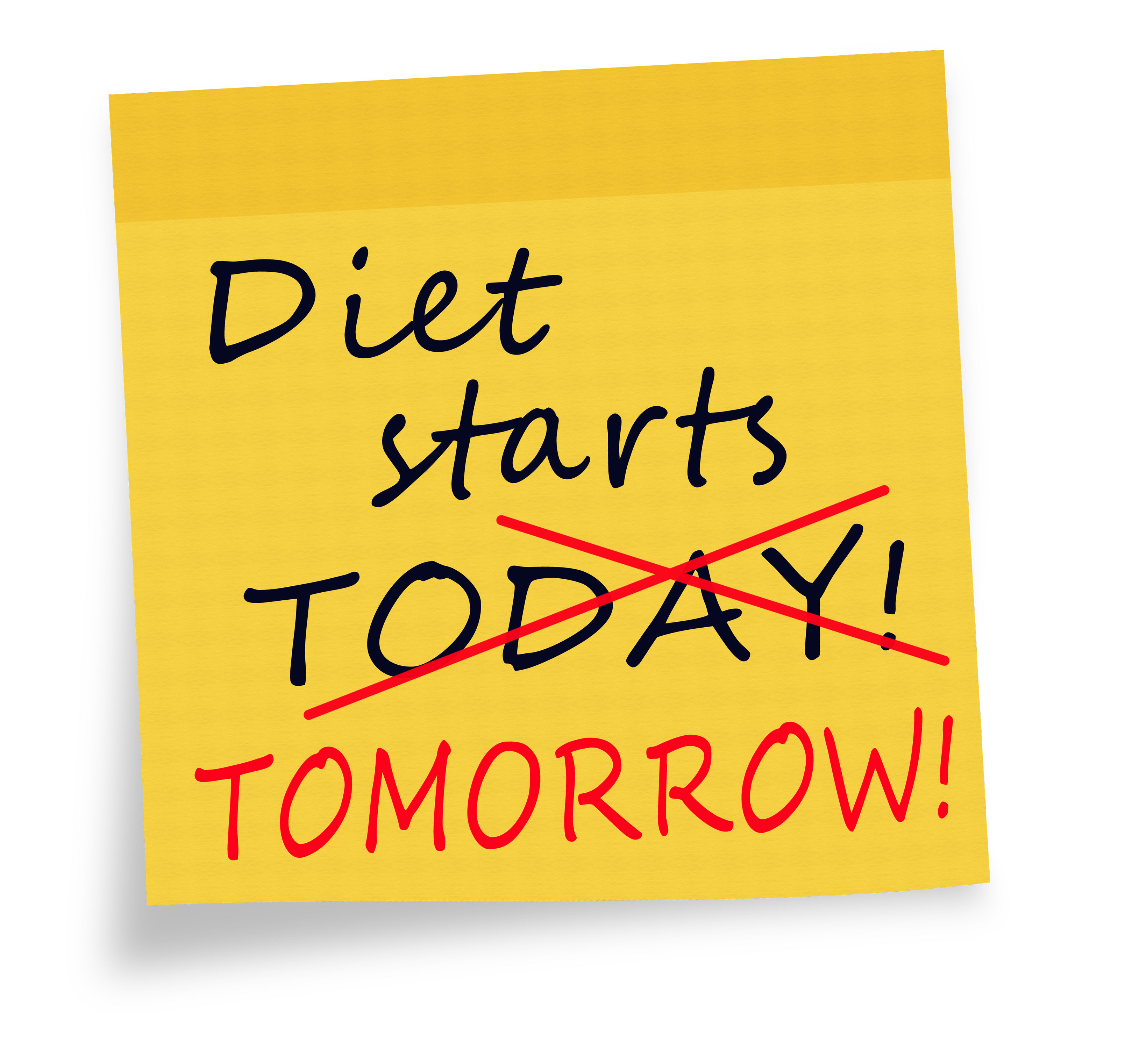 Why The Worst Time To Start A Diet Is Actually The Best Time