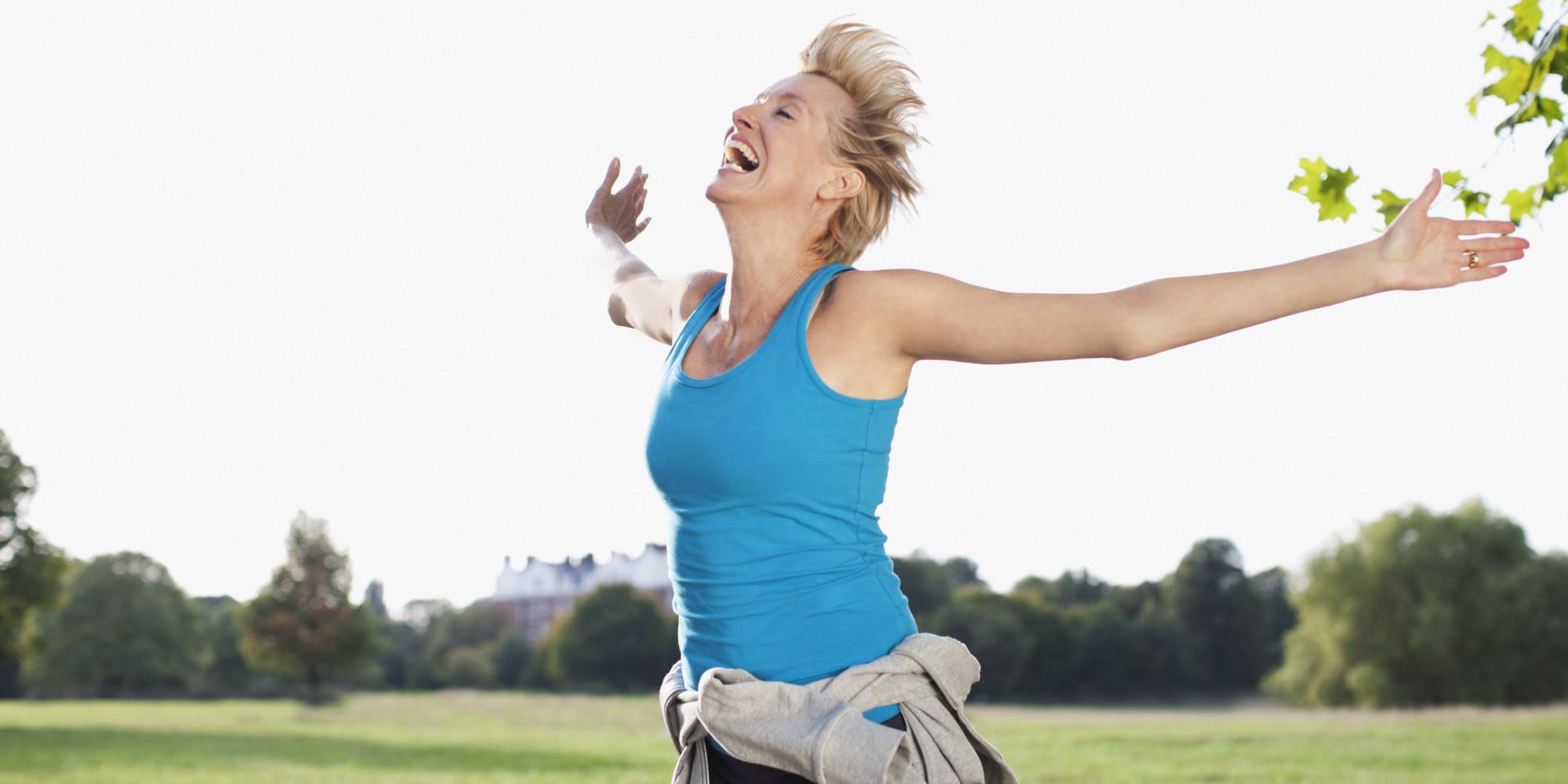 Woman exercising Nude Photos 1