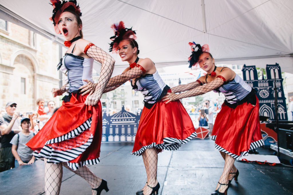 NYC LIFE: Fireworks, Dance Party, Summer Sales, Vive La France