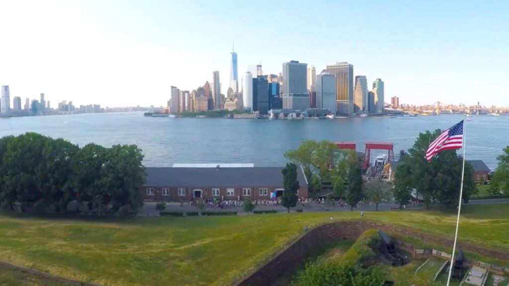 Governors Island  Seaon