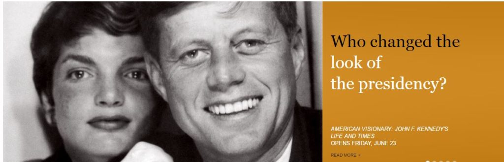 American Visionary: John F. Kennedy's Life and Times