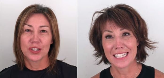 An Easy to Manage Summer Bob