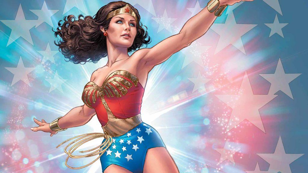 The Wonder Woman Mindset - Get Some!