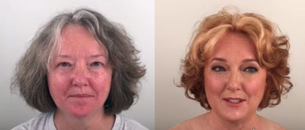 Simply Stunning Makeover