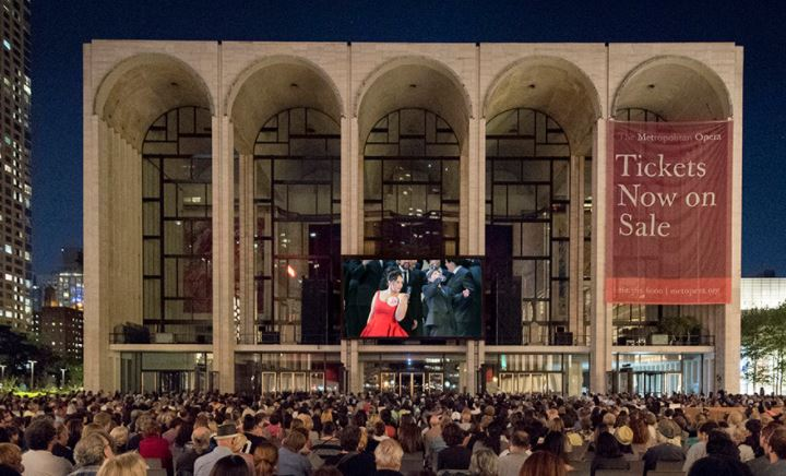 NYC LIFE: The Fall Line Up, Outdoor Opera, Art and More