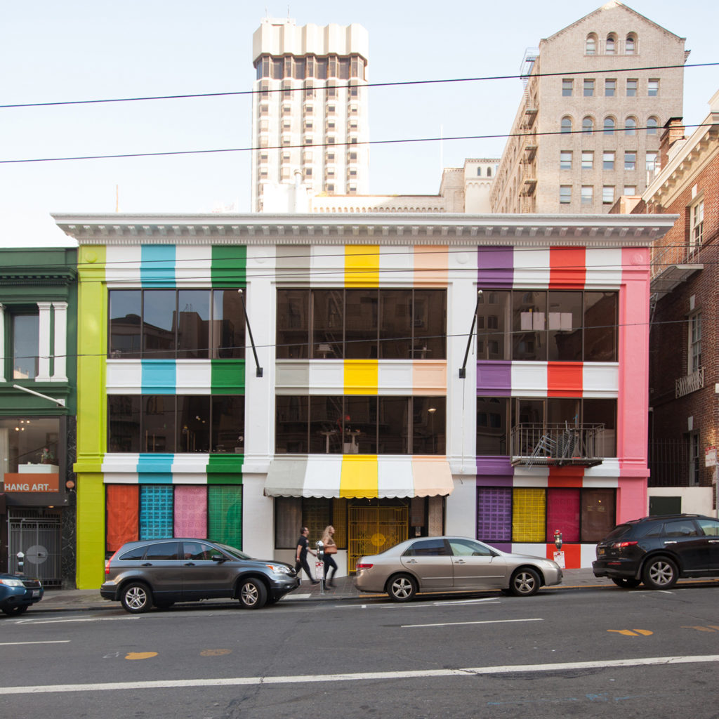 SF LIFE: Color Pop, Reboot, SF Portal, Origami