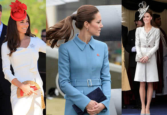 Kate Middleton Clutch Bags