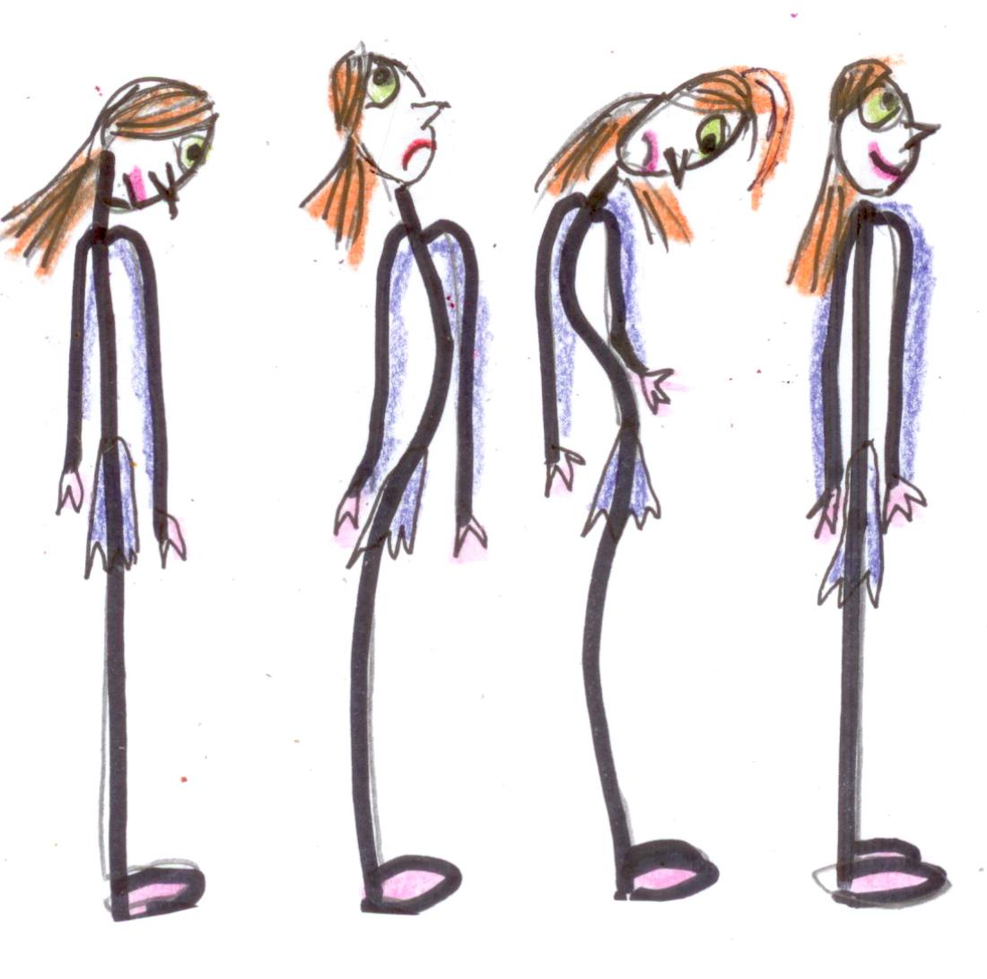 """S.U.S"": Secret Code for Posture - The Three Tomatoes"