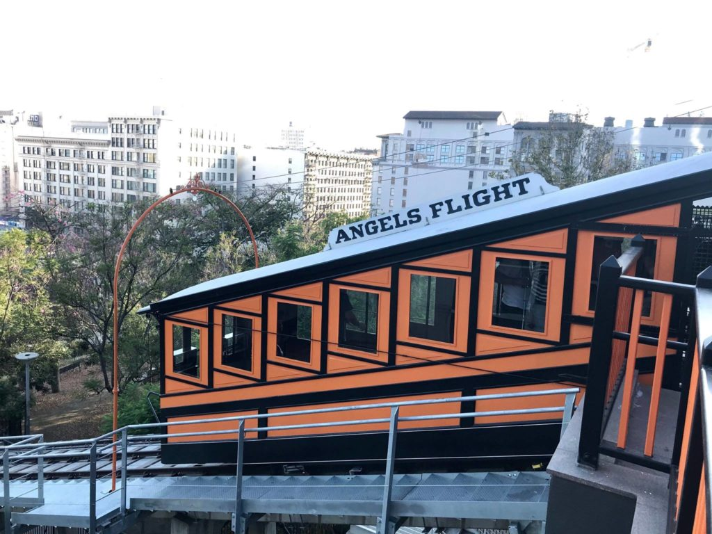 LA LIFE: Library Love, Angel's Flight, Cocktails, Murals