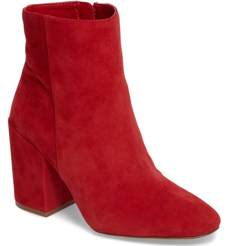 Booties That Make a Statement