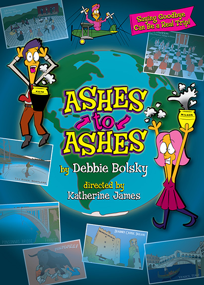 Ticket Giveaway: Ashes to Ashes