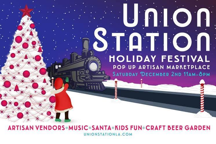 LA LIFE: 3T LA Event, Heal, Giveaway, Union Station, Zoo Lights