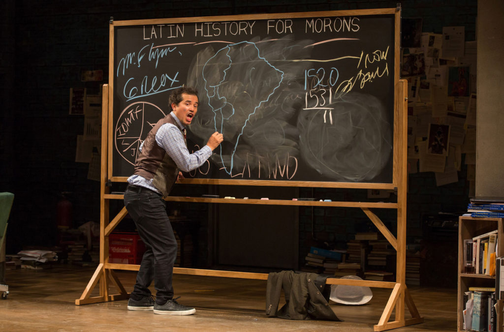 Latin History for Morons Written and Performed by John Leguizamo