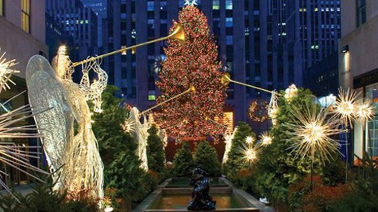 NYC LIFE: Jingles & Cheers, Diamonds, Mirrors and Holiday Lights