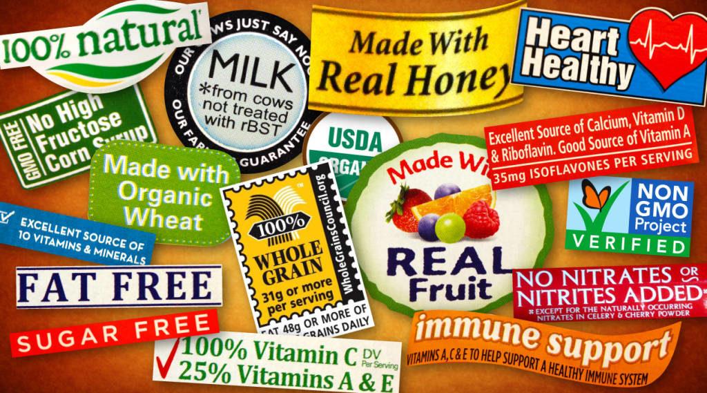 Supermarket Label Tips