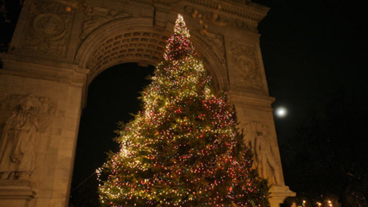 NYC LIFE: Jingles & Cheers, Diamonds, Mirrors and Holiday Lights