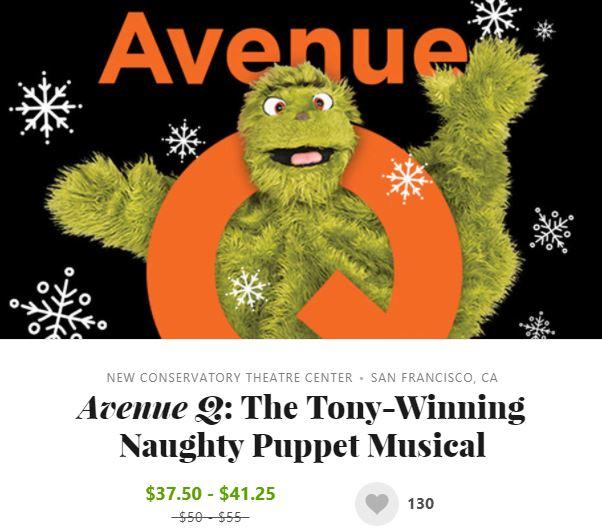 SF LIFE: Merry & Happy, SFO, Theatre, Nye