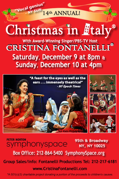 A New Play and a Holiday Show