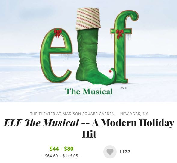 NYC LIFE: Holiday Cheer, Discounted Shows, Shop & Give
