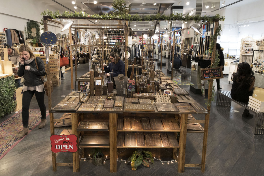NYC LIFE: Markets & Holiday Events Galore