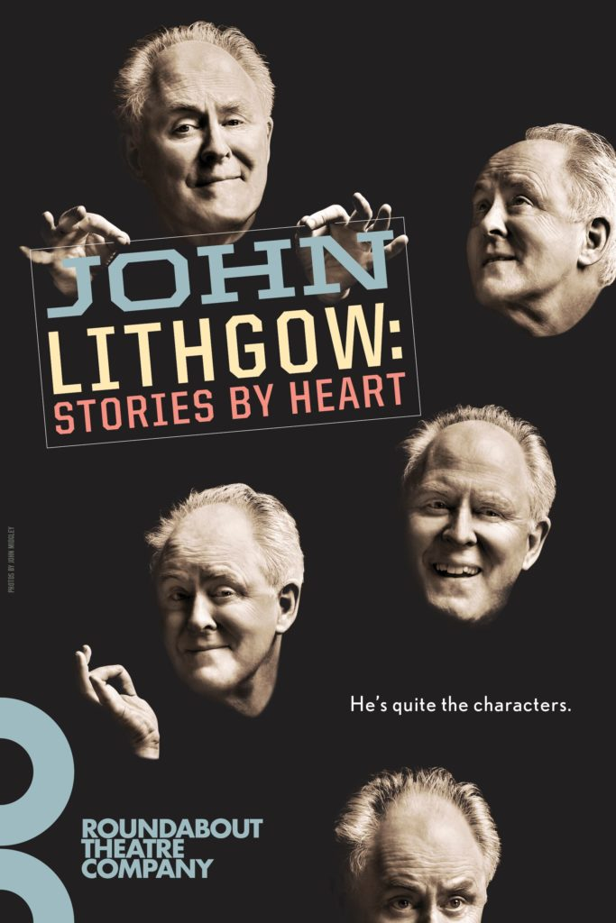 On Broadway - John Lithgow: Stories by Heart