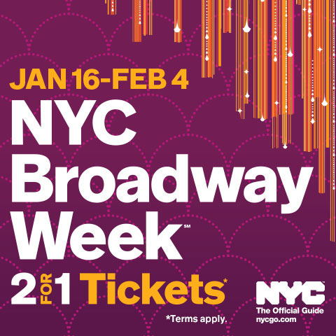 NYC LIFE: Call for Talent, Fun in the Cold, Broadway Discounts