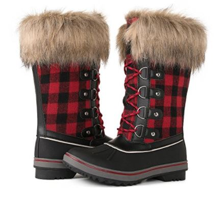 Warm and Cozy Winter Boots