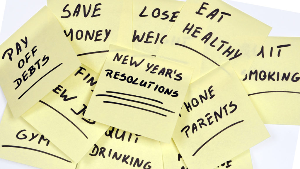Those Self-Defeating New Year's Resolutions