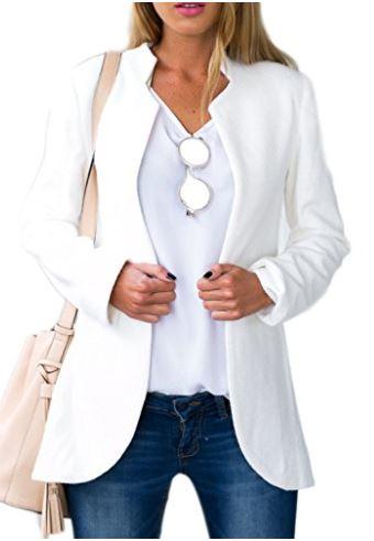 Winter White Shopping